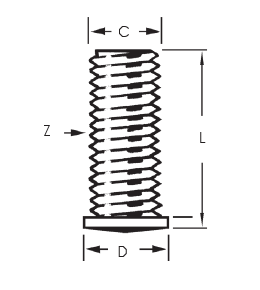 Short Cycle Threaded Weld Studs_Image1