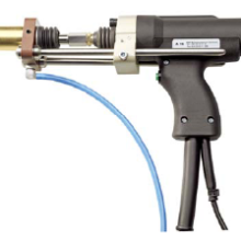 A 16 Stud Welding Gun (clamped)