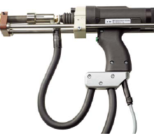 A 22 Stud Welding Gun (Clamped)