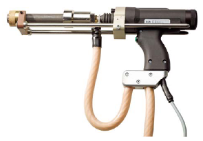 A 25 Stud Welding Gun (Clamped)