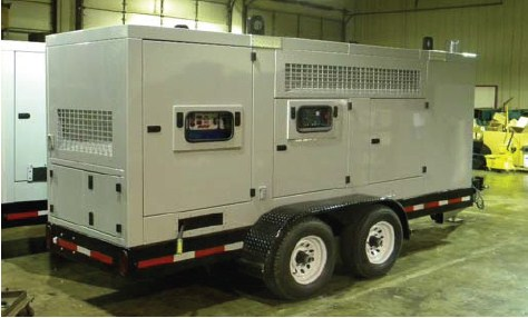 Generator Stud Welding System