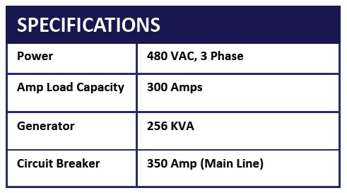 Generator Stud Welding System_chart