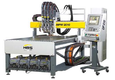 MPW 1010-2010 CNC Multi Production Welder