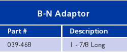 Adaptors Chart_3