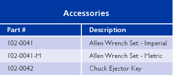 Allen Wrench & Chuck Ejector Charts_1