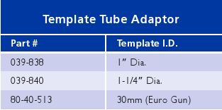 Capacitor Discharge Accessories Others Charts_6